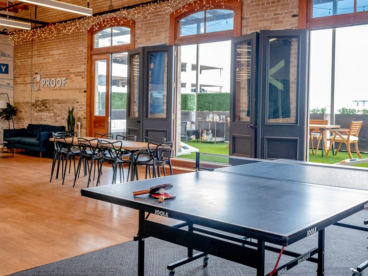 How Coworking Spaces Are the New Home Office